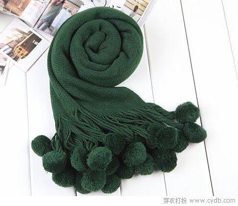 双12,不可或缺的围巾单品