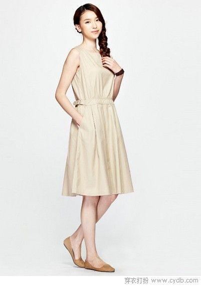 耐高温系列之极简凉裙